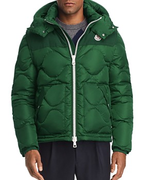 Moncler - Arles Convertible Down Jacket, Wool Sweater & Cropped Wool Pants
