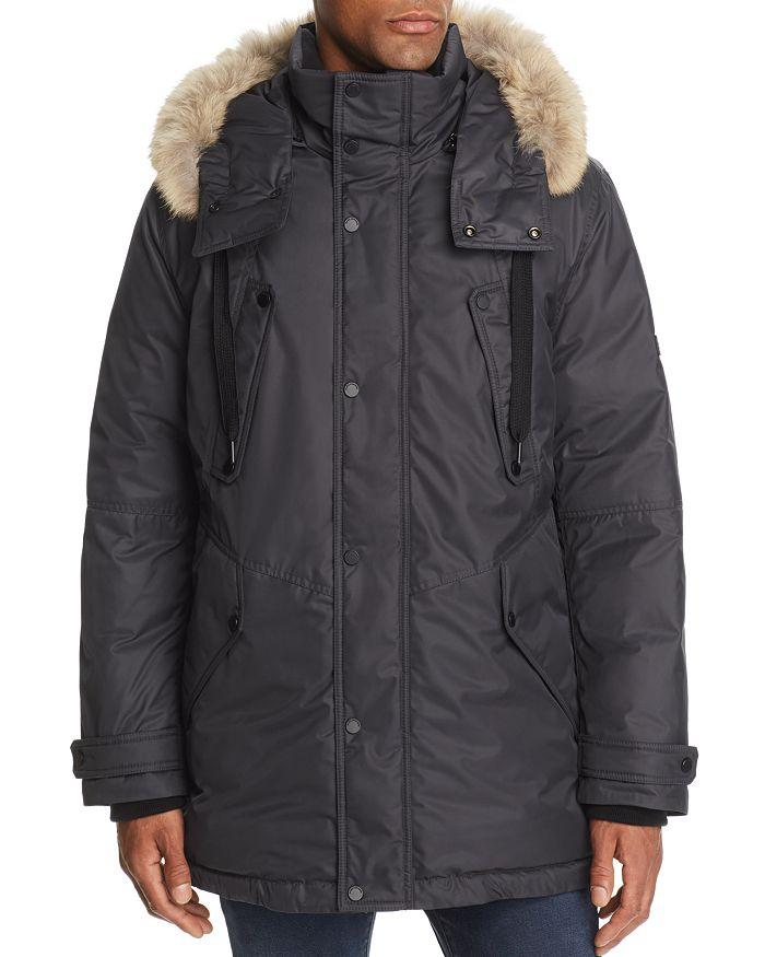 Marc New York - Lafayette Fur-Trimmed Parka