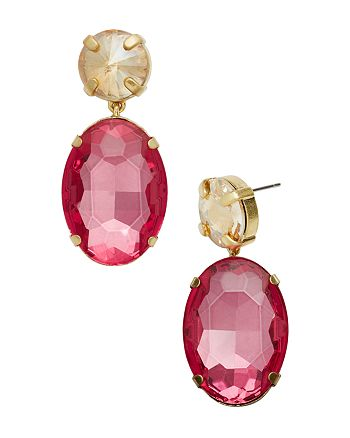 BAUBLEBAR - Cassielle Faceted Drop Earrings