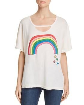 WILDFOX - Rainbow Stars Tee