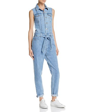 59c3900698 Levi s - Tapered Denim Jumpsuit