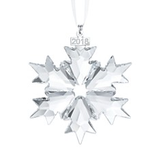 Swarovski Snowflake Ornament, Annual Edition 2018 - Bloomingdale's_0