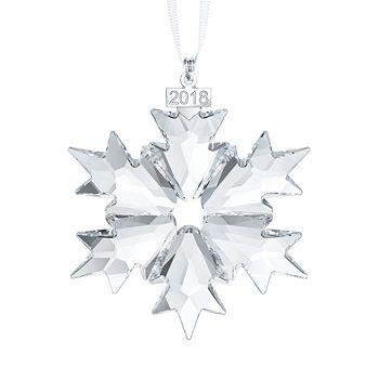 Swarovski - Snowflake Ornament, Annual Edition 2018