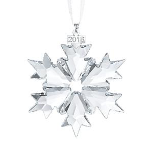 Swarovski Snowflake Ornament, Annual Edition 2018