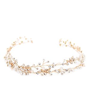 Brides and Hairpins Gia Halo Headpiece