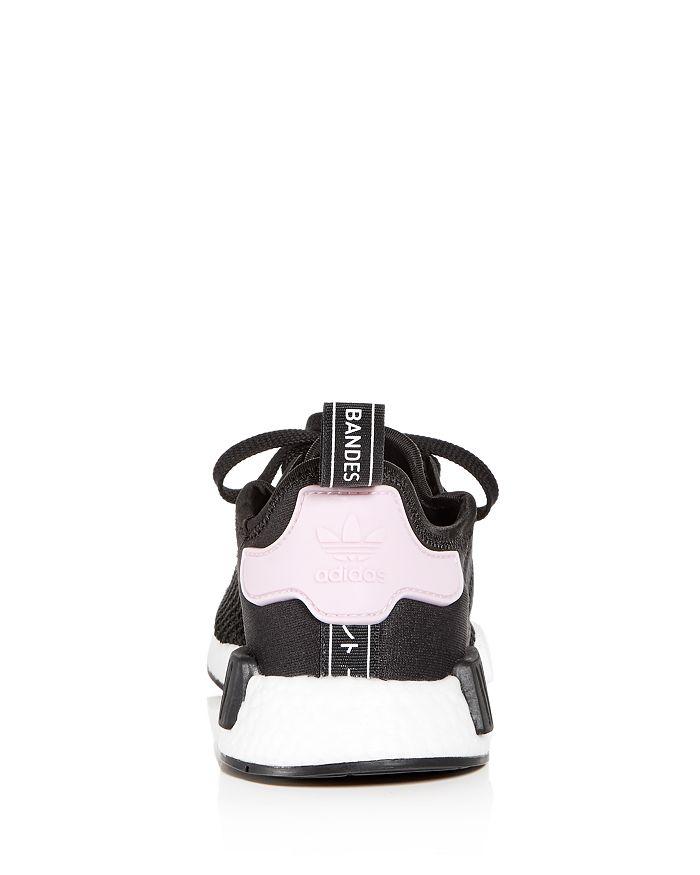 6a0b3f586c30f Adidas - Women s NMD R1 Knit Lace Up Sneakers