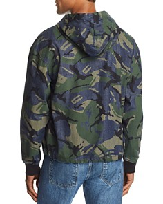 G-STAR RAW - Stor Camouflage-Print Denim Anorak Jacket