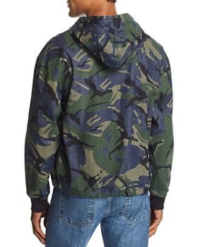 4bd8bc11dd7 ... G-STAR RAW - Stor Camouflage-Print Denim Anorak Jacket