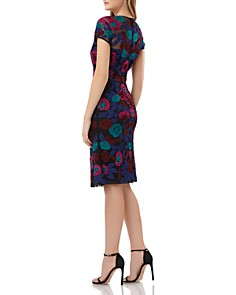 JS Collections - Ribbon Embellished Dress
