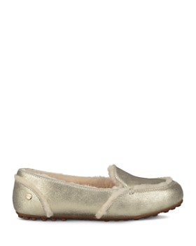UGG® - Women's Hailey Metallic Loafers