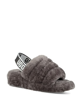 b01b311581a Designer Slippers for Women, UGG Australia Slippers - Bloomingdale's