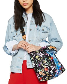 MZ WALLACE - Small Floral Sutton Bag