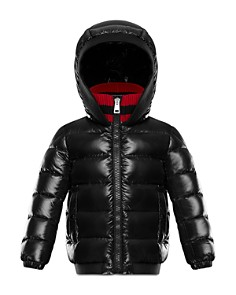 Moncler Boys' Aubrack Puffer Jacket with Knit Collar - Little Kid, Big Kid - Bloomingdale's_0