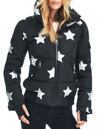 SAM. - Star Freestyle Down Bomber Jacket
