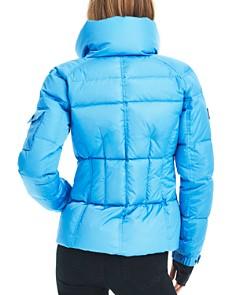 SAM. - Matte Freestyle Short Down Puffer Coat