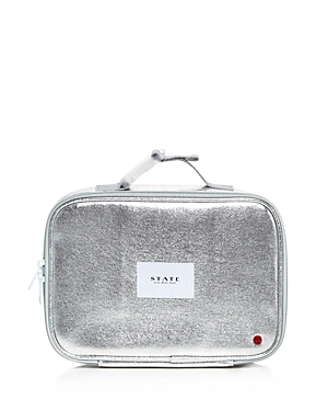 State Metallic Rodgers Lunch Box