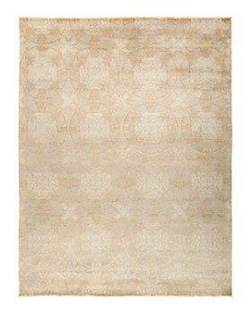 "Solo Rugs - Vibrance 25 Hand Knotted Area Rug, 8' 1"" x 10' 5"""
