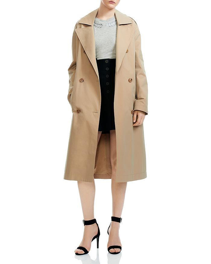 Maje - Gomby Trench Coat