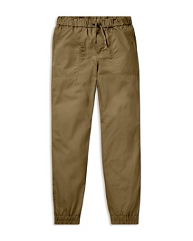 Ralph Lauren - Boys' Cotton Poplin Joggers - Big Kid