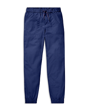 Polo Ralph Lauren Boys' Cotton Poplin Joggers - Big Kid