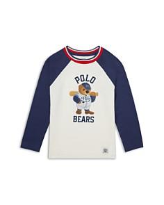 Polo Ralph Lauren Boys' Polo Bears Baseball Tee - Little Kid - Bloomingdale's_0