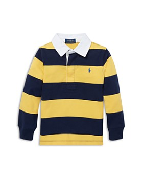 Ralph Lauren - Boys' Striped Cotton Rugby Shirt - Little Kid