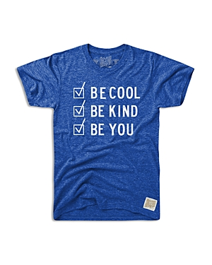 Retro Brand Boys' Be You Graphic Tee - Little Kid, Big Kid