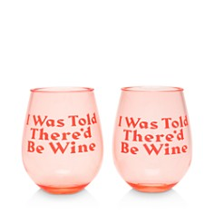 ban.do I Was Told Ther'd Be Wine Glass, Set of 2 - Bloomingdale's_0