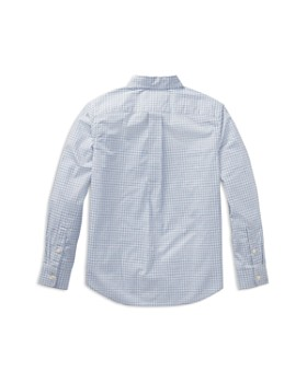 Ralph Lauren - Boys' Plaid Cotton Shirt - Big Kid