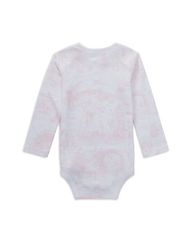 Ralph Lauren - Girls' Toile-Print Cotton Bodysuit - Baby