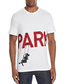 Eleven Paris Banksy Parking Graphic Tee - Bloomingdale's_0