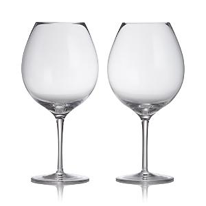 Orrefors Premier Pinot Noir Glass, Set of 2