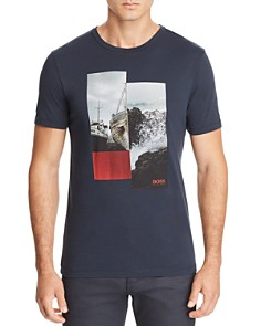 BOSS Tlax Ship Graphic Tee - Bloomingdale's_0