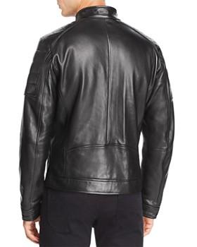 BOSS - Getani Leather Jacket