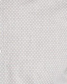 BOSS - Lukas Micro-Floral-Print Regular Fit Shirt