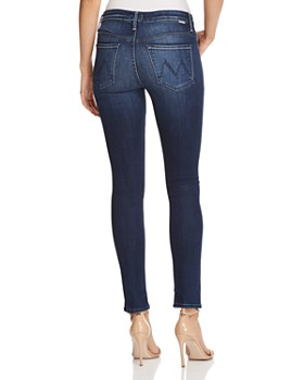 MOTHER - The Looker High-Rise Skinny Jeans in Tongue in Chic