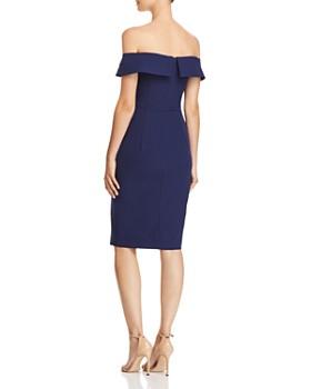 Bardot - Bella Off-the-Shoulder Dress - 100% Exclusive
