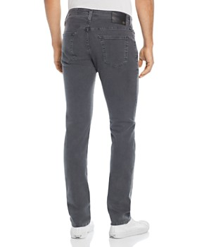AG - Tellis Slim Fit Jeans in Carbon Copy