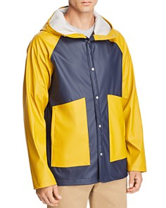 Herschel Supply Co. - Color-Block Classic Rain Coat