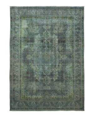 Solo Rugs Vintage 23 Hand-Knotted Area Rug, 8' 1 x 11' 6