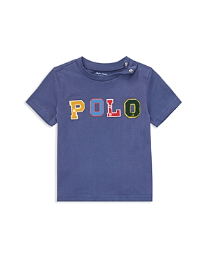 Ralph Lauren Boys' Cotton Jersey Graphic Tee - Baby