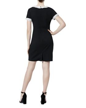 Betsey Johnson - Embellished Sheath Dress