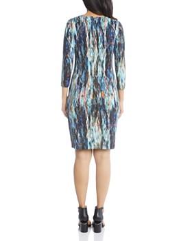 Karen Kane - Printed Sheath Dress
