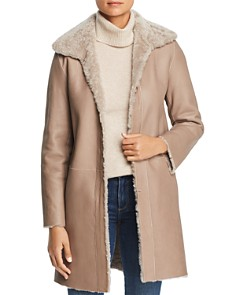 Maximilian Furs - Reversible Lamb Shearling Coat - 100% Exclusive