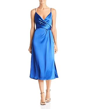 Jill Jill Stuart Faux Wrap Dress