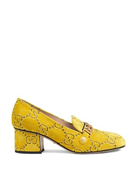 Gucci - Women's Sylvie Mid-Heel Pumps