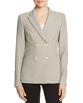BOSS - Joliviena Double-Breasted Blazer