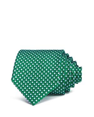 Salvatore Ferragamo Flo Ladybug Silk Classic Tie