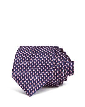 Salvatore Ferragamo - Flo Ladybug Silk Classic Tie