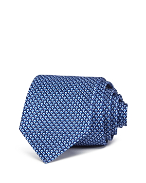 Salvatore Ferragamo Mushrooms Silk Classic Tie